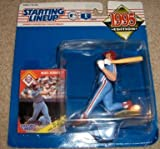 Mike Schmidt Action Figure - 1995 Major League Baseball Starting Lineup Sports Superstar Collectible