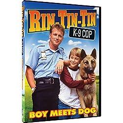 Rin Tin Tin: K9 Cop - Boy Meets Dog
