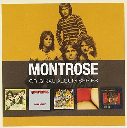 Montrose - Original Album Series -  Montrose - Zortam Music