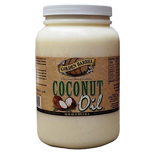 Golden Barrel Coconut Oil (96 fl. oz.) (Hydrogenated Oil compare prices)