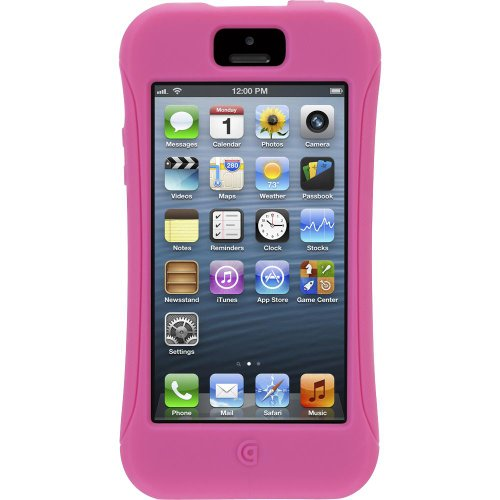 Griffin GB36472 Survivor Slim Case for iPhone 5 - Retail Packaging - Hot Pink at Sears.com