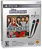 Disney Sing It: Pop Hits- PS3 (Game and 2 Mics)