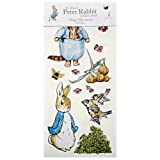Meri Meri Peter Rabbit Wall Stickers. 50 Pack