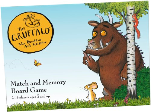 Paul Lamond  The Gruffalo Board Game