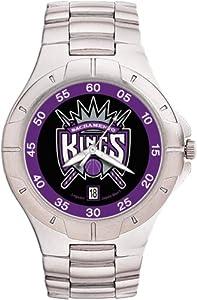 Sacramento Kings Mens Pro II Watch by Logo Art