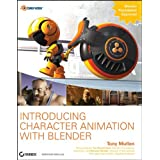 Introducing Character Animation with Blenderby Ton Roosendaal