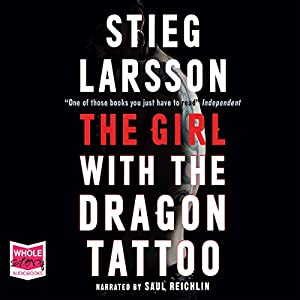 The Girl with the Dragon Tattoo Audiobook