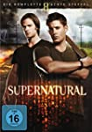 Supernatural - Die komplette achte St...