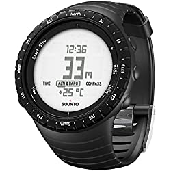 Suunto Men's SS014809000 Core Outdoor Matrix Regular Black Watch
