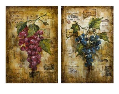 Home Decor Improvements 70333-2 Vineyard Grape