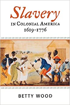 Essay on slavery in colonial america