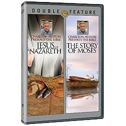 Charlton Heston: Jesus of Nazareth / Story Moses