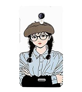 EPICCASE Hisashi Eguchi Mobile Back Case Cover For Micromax Unite 2 A106 (Designer Case)