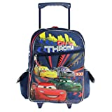 Dianey Cars Rolling BackPack - Disney's Cars Rolling School Bag Large