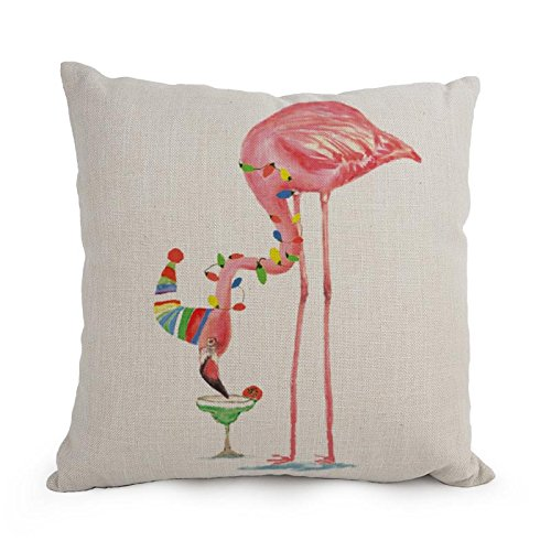 Beautifulseason Flamingo Pillowcase 12 X 20 Inches / 30 By 50 Cm For Boy Friend,teens Girls,indoor,festival,kitchen With Two Sides