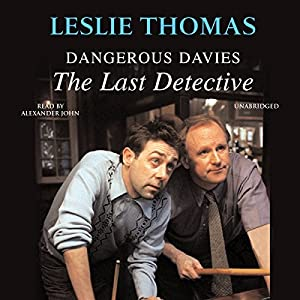 Dangerous Davies Audiobook
