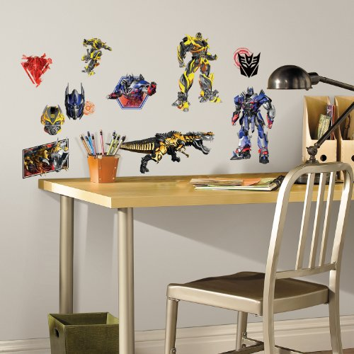 RoomMates Transformers: Age of Extinction Peel and Stick Wall Decals