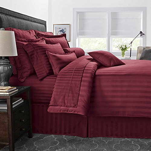 Bamboo-Collection-1800-Series-Goose-Down-Alternative-Comforter-Burgundy-King