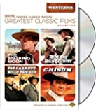 TCM Greatest Classic Films Collection: Westerns (The Stalking Moon / Ride the High Country / Pat Garrett and Billy the Kid / Chisum)