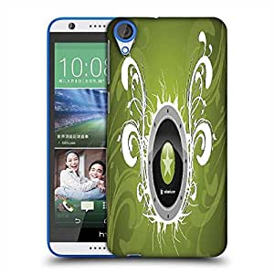 Snoogg clubbing theme Designer Protective Back Case Cover For HTC Desire 820