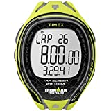Timex Men's Quartz Watch with LCD Dial Digital Display and Resin Strap T5K588SU