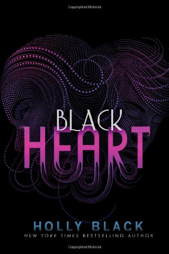Cover of Black Heart (The Curse Workers)