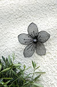 Gardman Mini Clematis Floral Wall Art from Greenfingers