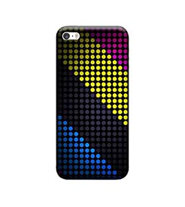 EPICCASE Premium Printed Back Case Cover With Full protection For Apple iPhone 5 / iPhone 5S (Designer Case)