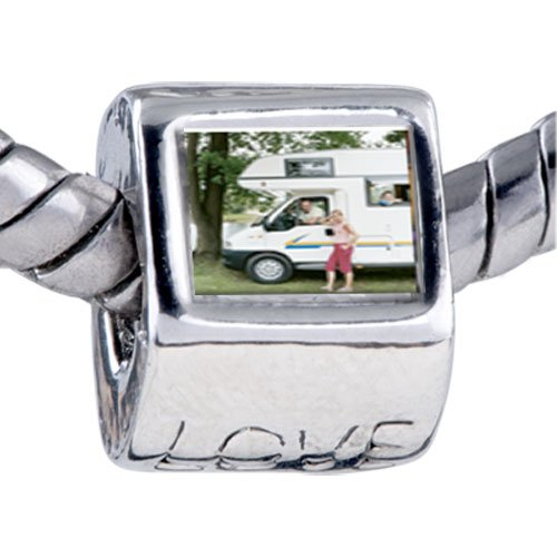 Pugster Bead Motor Home Vacation Beads Fits Pandora Bracelet