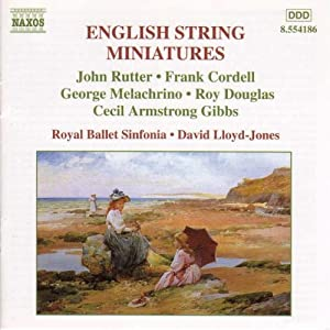 English String Miniatures from Naxos