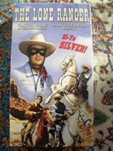 The Lone Ranger [VHS]