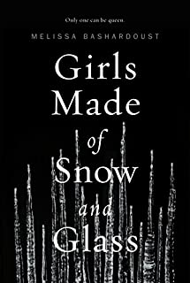 Book Cover: Girls Made of Snow and Glass