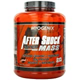 Myogenix After Shock Critical Mass, Chocolate Milkshake, 5.62 Pounds
