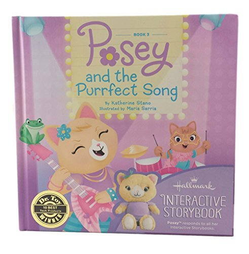 hallmark-storybuddy-interactive-book-posey-and-the-purrfect-song-book-3-by-katherine-stano-2013-08-0