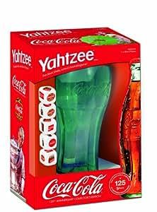 Yahtzee Coca Cola 125th Anniversary