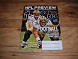 Sports Illustrated, September 6, 2010-Drew Brees, New Orleans Saints on cover of Annual NFL Preview Issue.