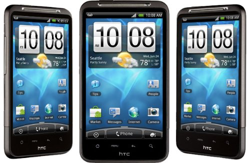 HTC Inspire 4g Unlocked Android Phone Black