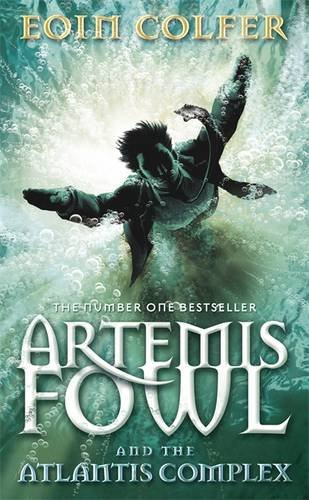 Book Review: The Atlantis Complex (Artemis Fowl, Book 7), By Eoin Colfer