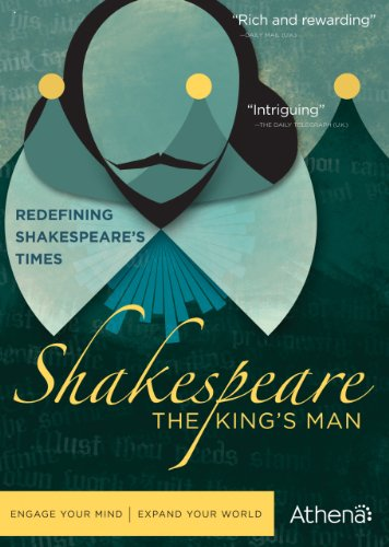 DVD : Shakespeare: The King's Man (2 Discos)