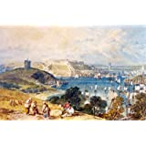 Plymouth from Mount Batten, by J.M.W. Turner (V&A Custom Print)