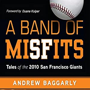 A Band of Misfits Audiobook