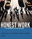 img - for Honest Work: A Business Ethics Reader book / textbook / text book