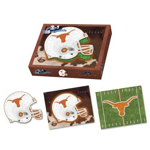 University of Texas Tri-A-Puzzle - 1