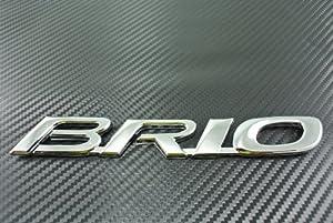honda brio logo sign emblem decal for car decoration