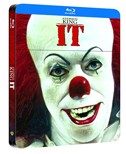 Stephen King's It - Steelbook (Blu-Ray) [Italia]