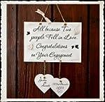 Personalised Engagement Wedding Anniv...