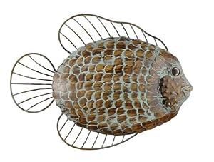 Gardman Wall Art Flat Fish from Gardman