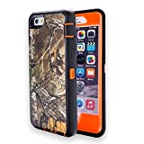 AOBILE(TM) iPhone 6 Case,[Bumper Case]-3 Layer Protection High Impact Defender Case - For iPhone 6 (4.7 inch), Built-in 360 Rotating Degree Belt-clip holster, Retail Package-Orange