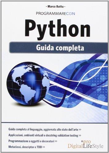 Programmare con Python Guida completa PDF