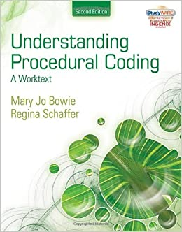 Understanding Procedural Coding: A Worktext (Health Information